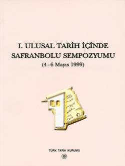 Safranbolu Sempozyumu (4-6 Mayıs 1999), 2003
