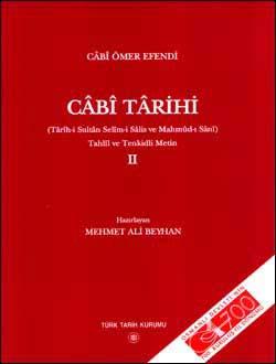Câbî Tarihi 2, 2003