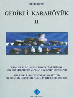 Gedikli Karahöyük II (Çömlekçilik ve Küçük Buluntular), 2010