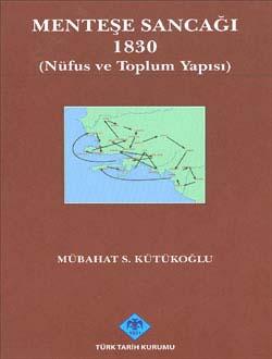 Menteşe Sancağı 1830 (Nüfus ve Toplum Yapısı), 2010