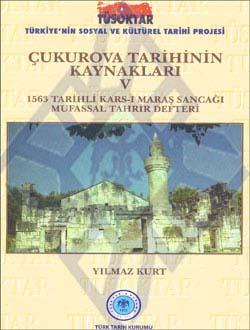 Çukurova Tarihinin Kaynakları 5, 2011