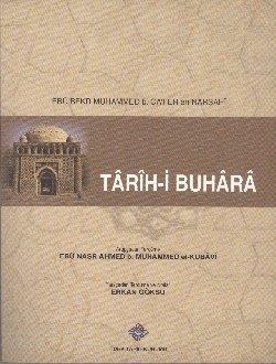 Tarih-i Buhara, 2013