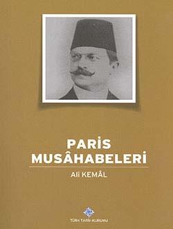 Paris Musahabeleri, Ali Kemal, 2014