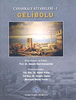 Çanakkale Kitabeleri - I: GELİBOLU, 2014