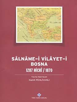 Salname-i Vilayet-i BOSNA 1287 Hicri / 1870, 2014