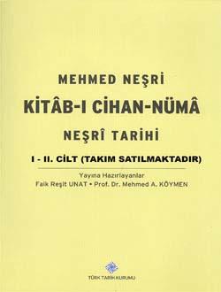 Kitab-ı Cihan-Nüma Neşrî Tarihi I - II. CİLT (TAKIM SATILMAKTADIR), 0